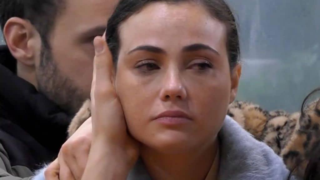 Rosalinda Cannavò in lacrime al GF Vip