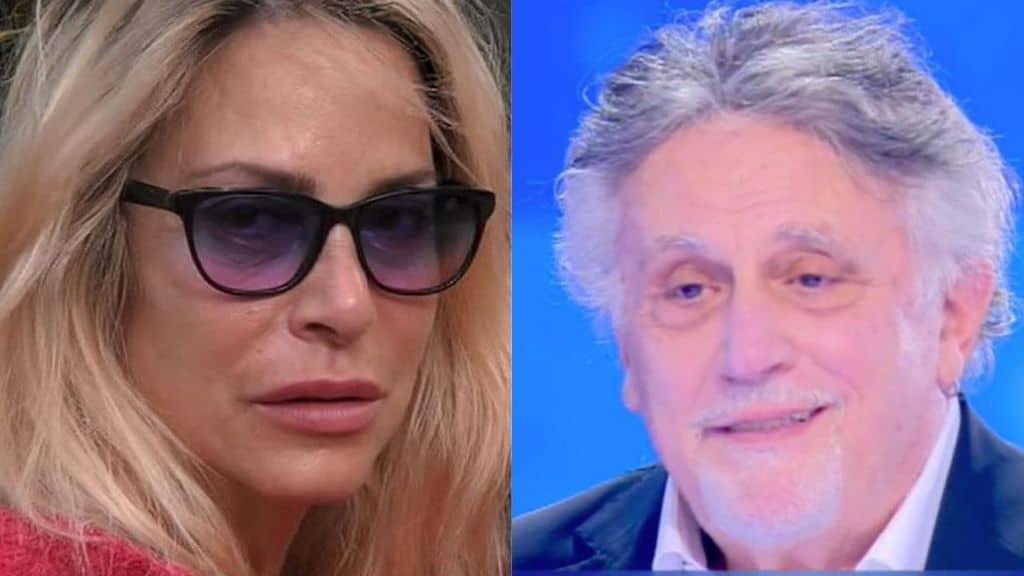 Stefania Orlando: il matrimonio tormentato con Andrea Roncato