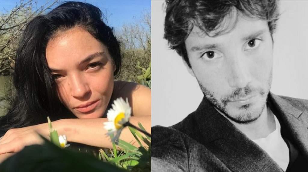 Stefano De Martino e Mariacarla Boscono
