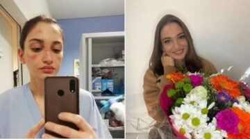 Alessia Bonari infermiera Covid