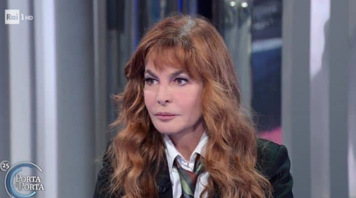 Giuliana De Sio Porta a Porta