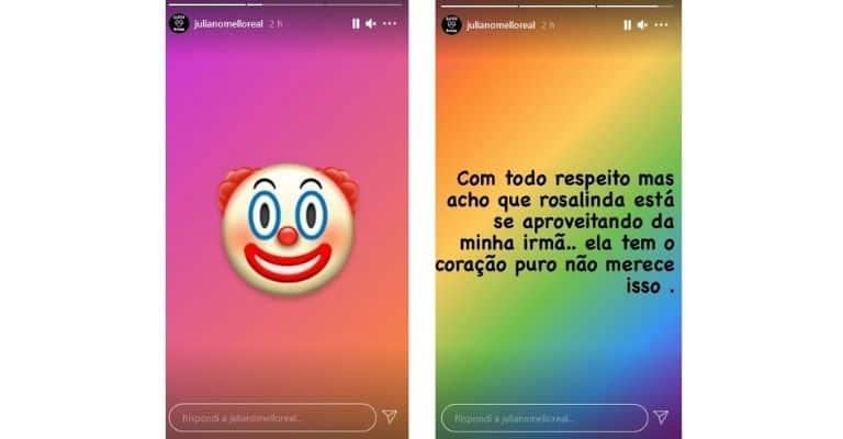 Juliano Mello Instagram