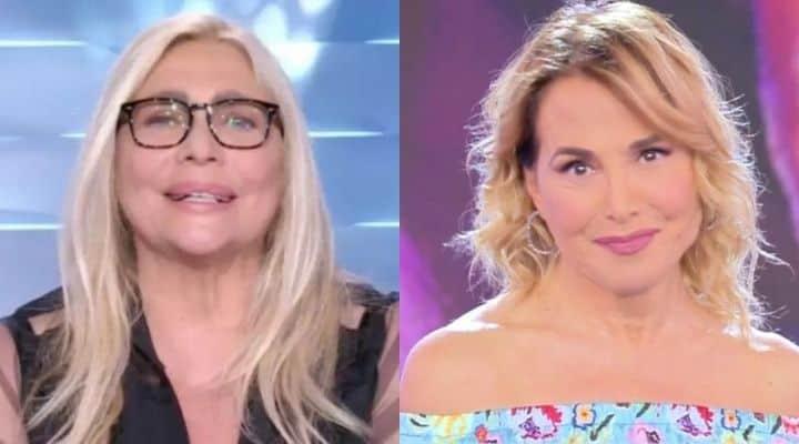 Mara Venier Barbara D'Urso