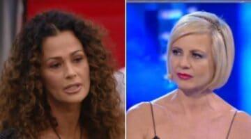 Antonella Elia contro Samantha De Grenet al GF Vip