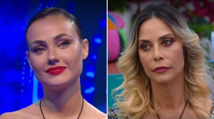 Rosalinda Cannavò e Stefania Orlando al GF Vip