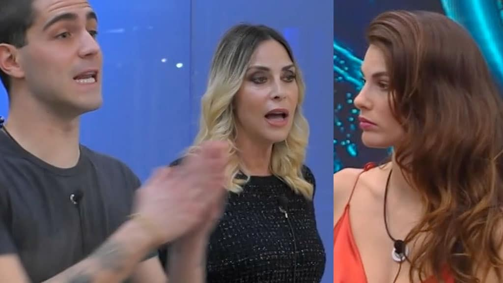 Tommaso Zorzi, Stefania Orlando e Dayane Mello