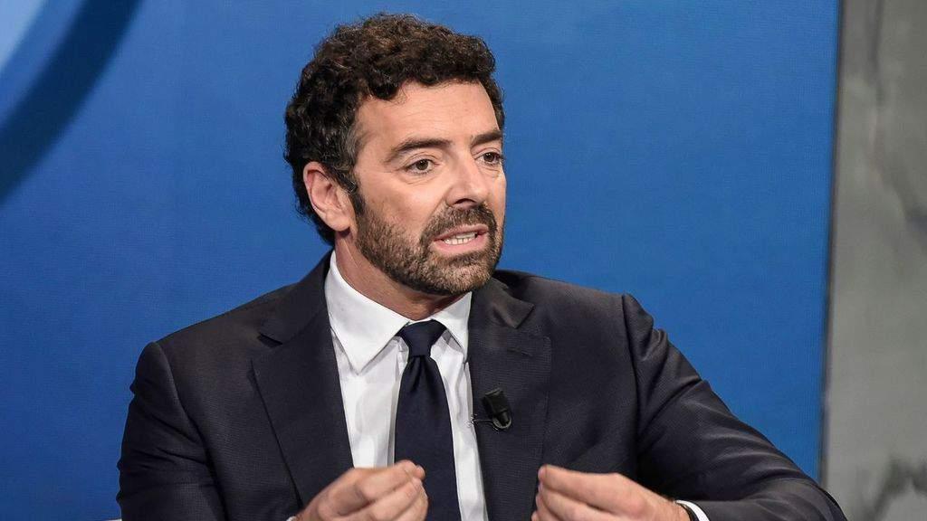 Alberto Matano, conduttore de La Vita in Diretta