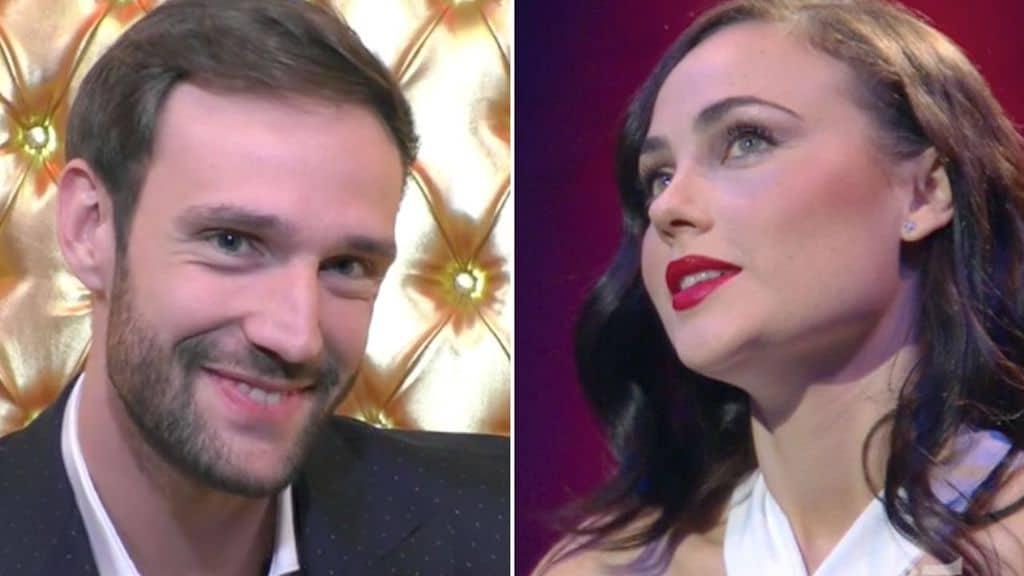 Andrea Zenga e Rosalinda Cannavò al GF Vip