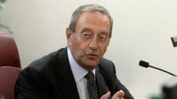 antonio catricala ex vice ministro morto in casa