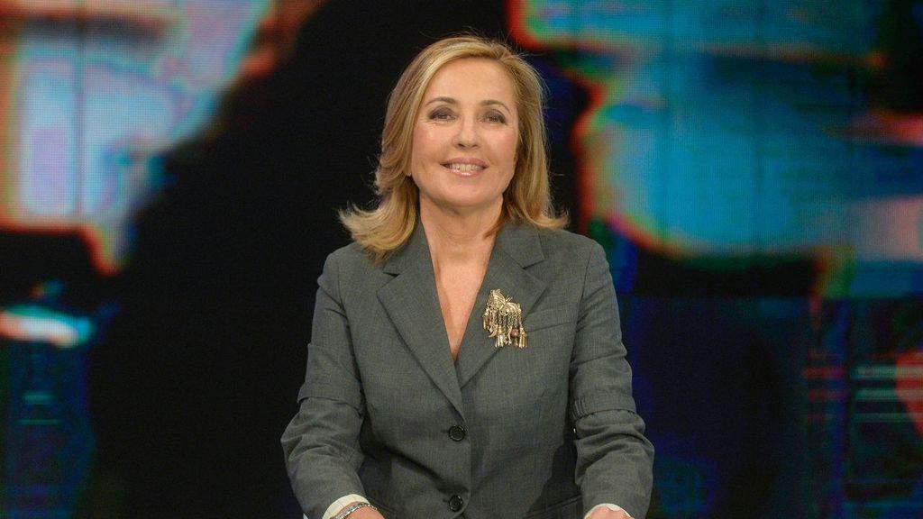 Barbara Palombelli che sarà a Sanremo