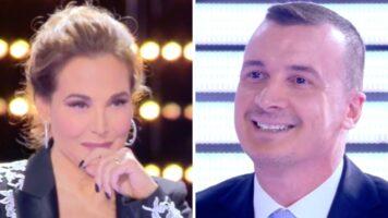 Barbara d'Urso e Rocco Casalino di nuovo insieme