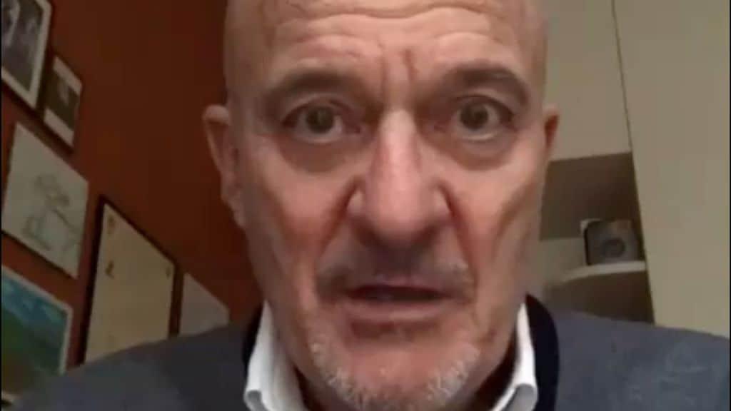 Claudio Bisio positivo al Covid: l'attore lo annuncia su Instagram