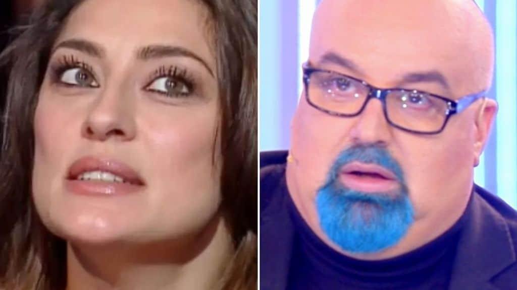 Giovanni Ciacci geloso di Elisa Isoardi: