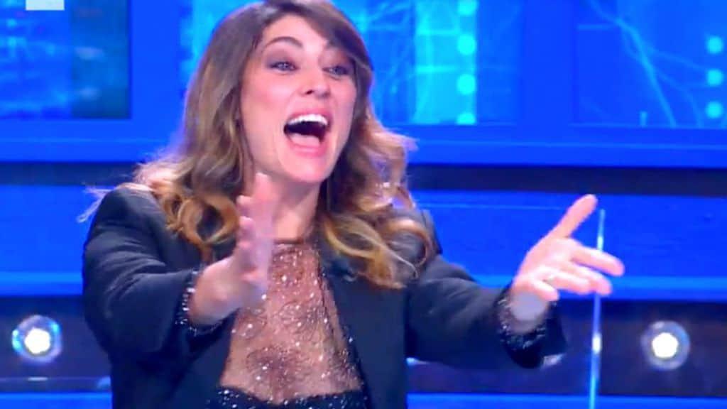 Elisa Isoardi vincitrice a I Soliti Ignoti