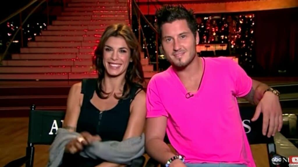 elisabetta canalis a dancing with the stars