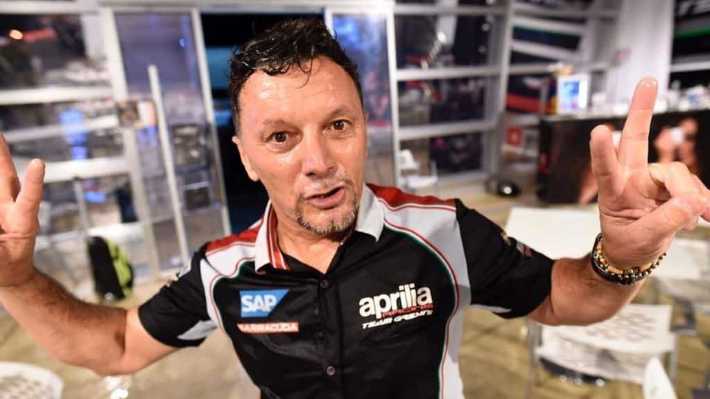 Fausto Gresini, ex campione del mondo 125 è morto a 60 anni