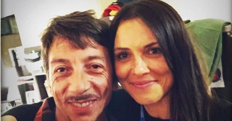 Francesca Valiani e Pier Paolo Piccioli, direttore creativo di Valentino