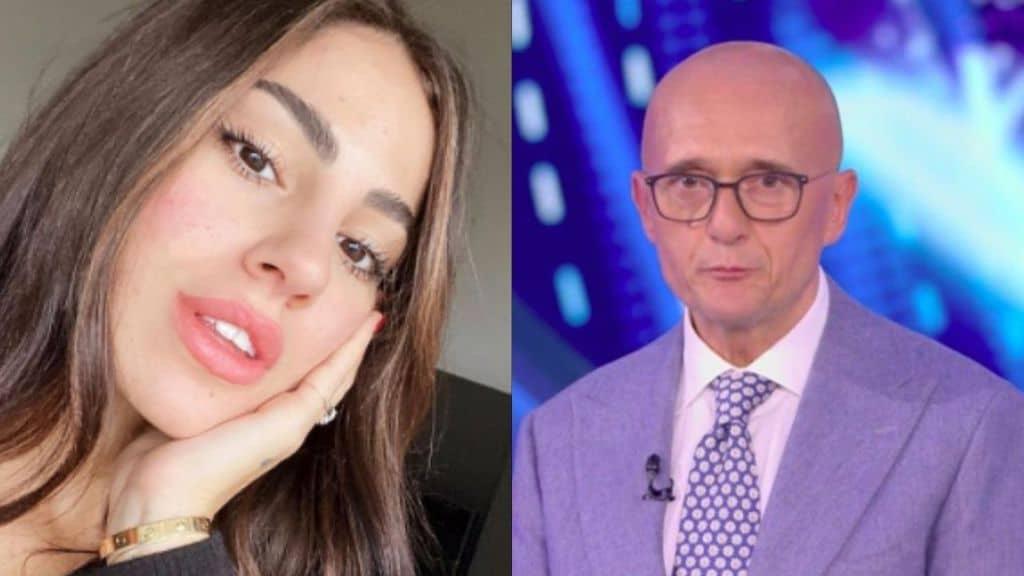 """GF Vip, Giulia De Lellis si accanisce sui social: """"Fuori luogo e imbarazzante"""""""