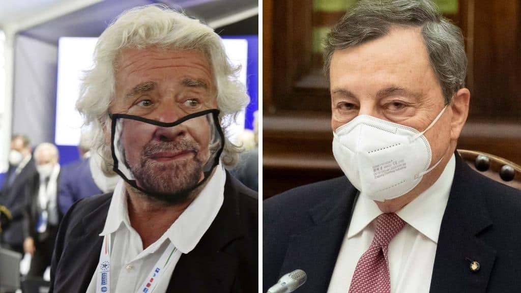 Governo Draghi: giovedì il voto sulla piattaforma Rousseau, la domanda agli iscritti