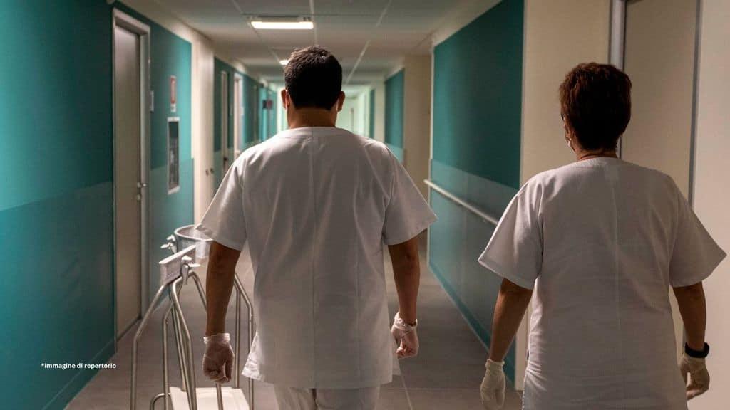 infermieri in ospedale