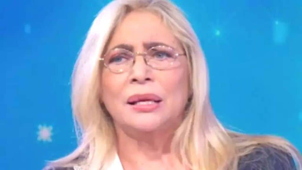 Mara Venier furiosa con la fake news sulla morte di Nicola Carraro