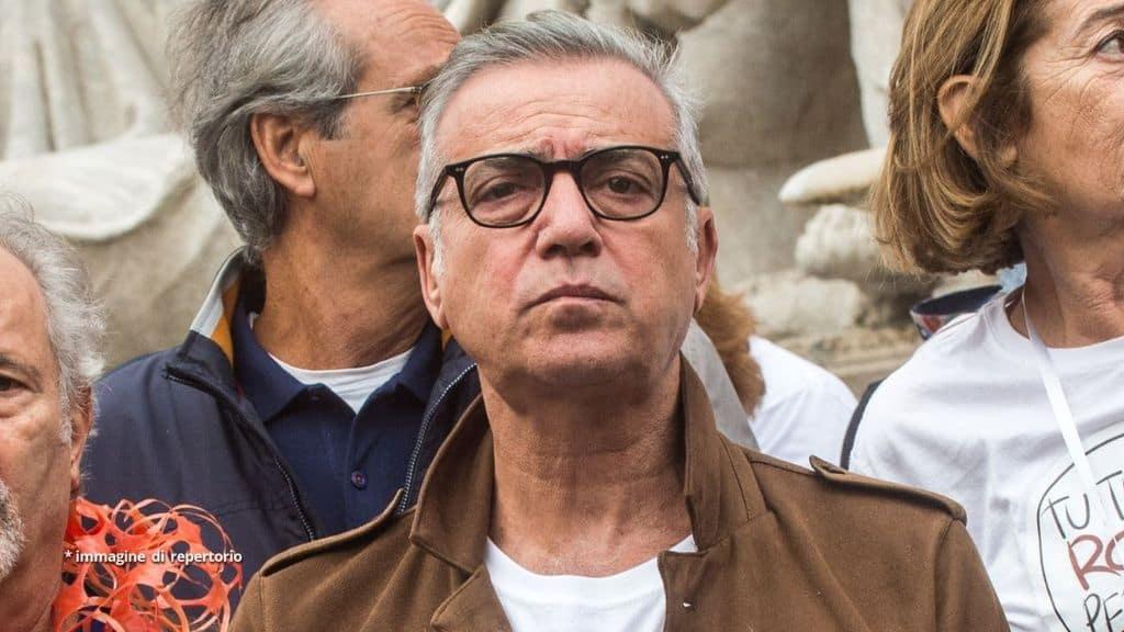 Massimo Ghini rivela che il figlio di 25 anni è ricoverato in ospedale