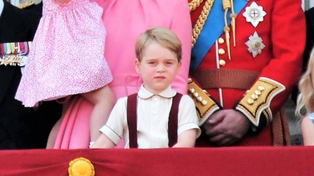 Svelato un presunto piano per avvelenare il principe George