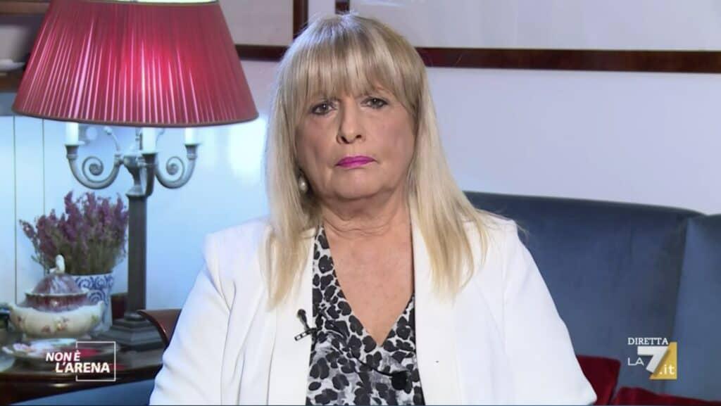 Gabriella Previtera madre di Fabrizio Corona