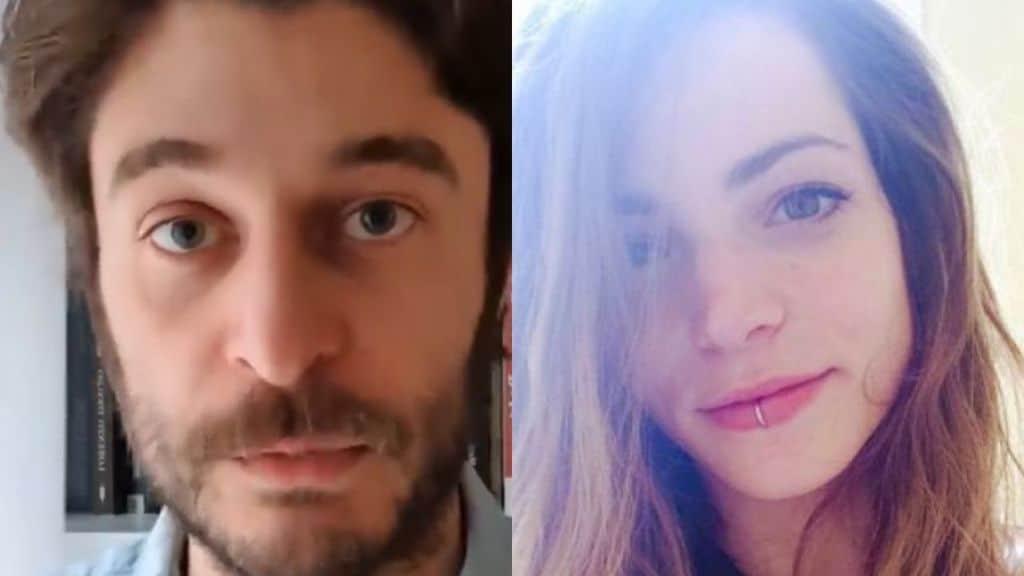 Lino Guanciale e Aurora Ruffino