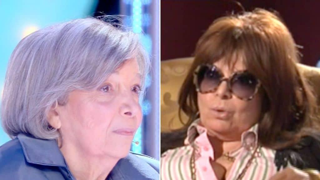 Pina Auriemma e Patrizia Reggiani
