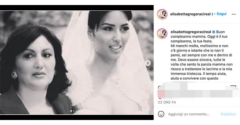 Post di Elisabetta Gregoraci su Instagram