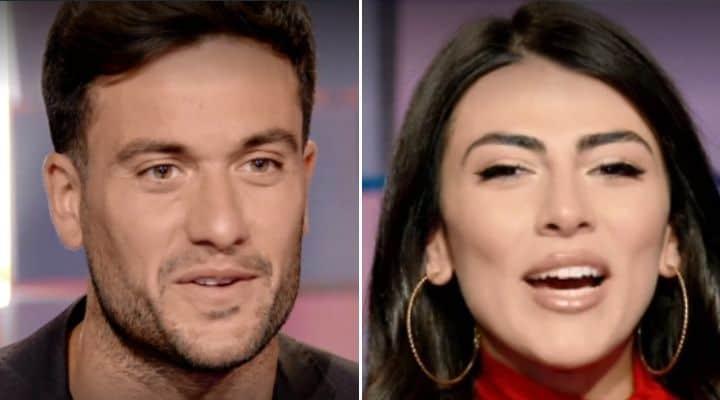 Pierpaolo Pretelli e Giulia Salemi a Verissimo