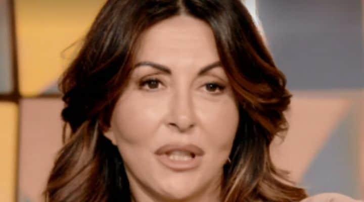 Sabrina Ferilli a Verissimo