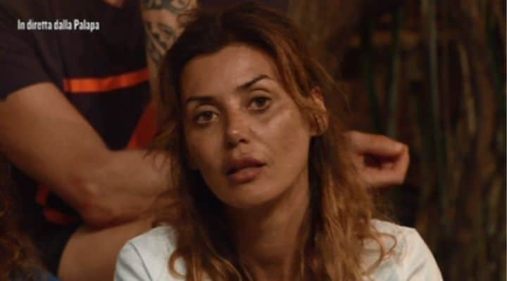 Daniela Martani a L'Isola dei Famosi