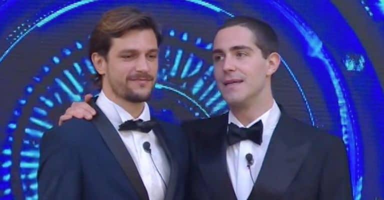 Andrea Zelletta e Tommaso Zorzi al GF Vip