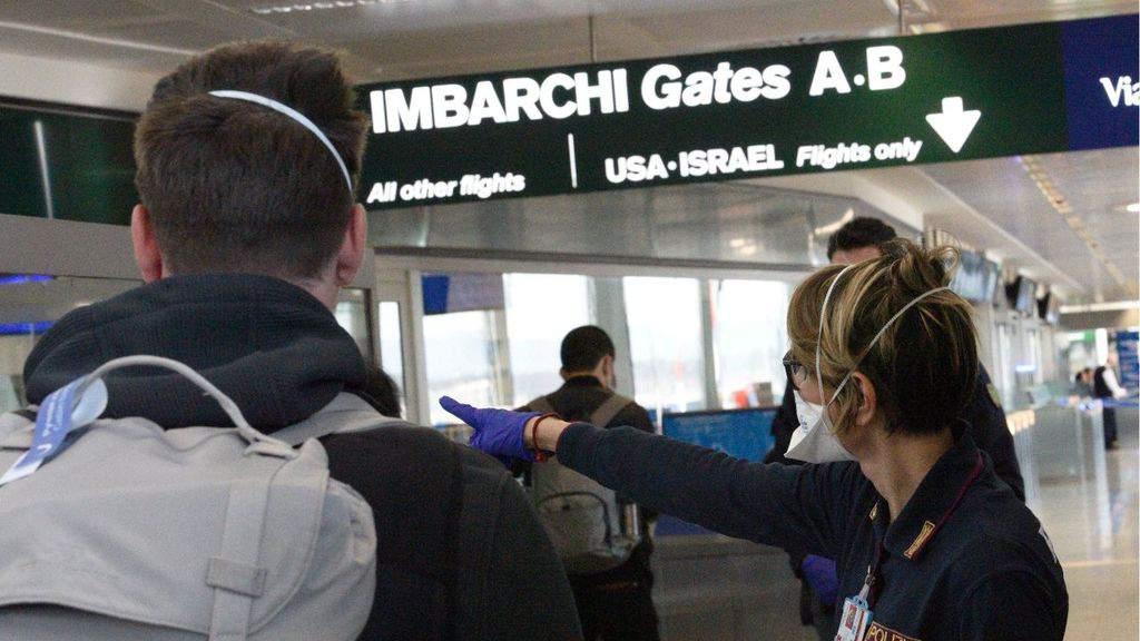 aeroporto vacanze pasqua estero