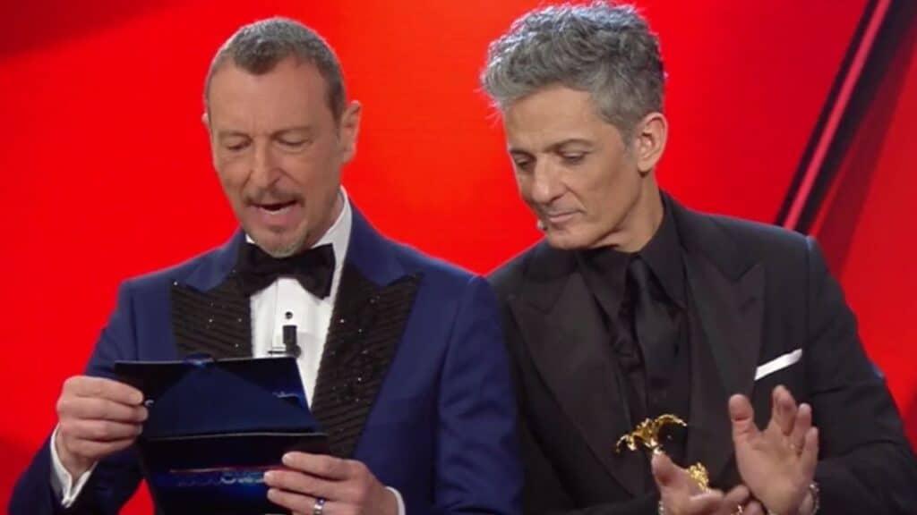 Amadeus chiude il Festival di Sanremo con il botto di ascolti e riprende il discorso sull'Ama Ter