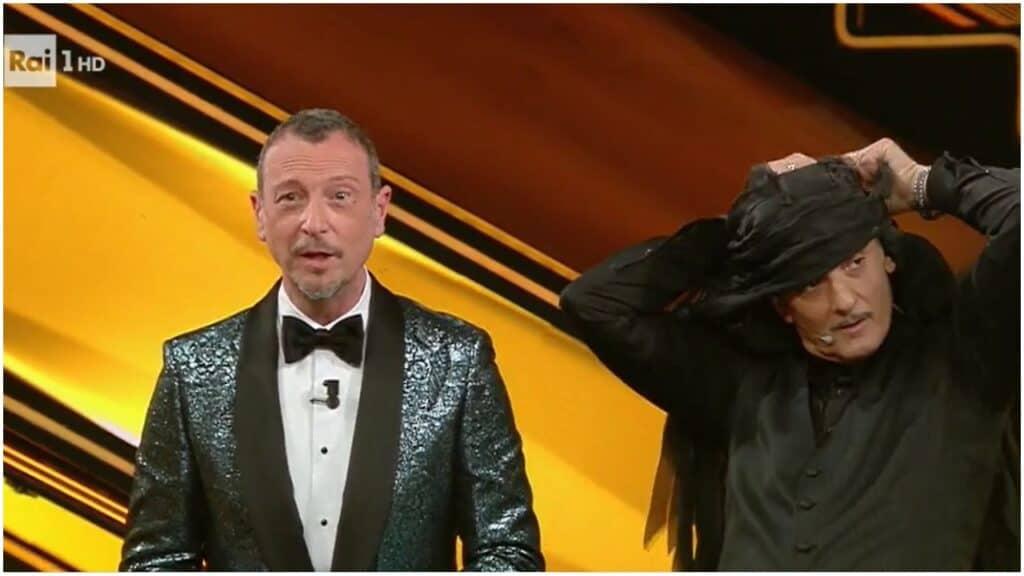 Ascolti Sanremo seconda serata: Amadeus non decolla con la seconda serata, ma ha una spiegazione