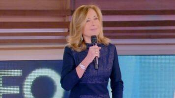 Barbara Palombelli e l'8 marzo, la dichiarazione in apertura a Forum: