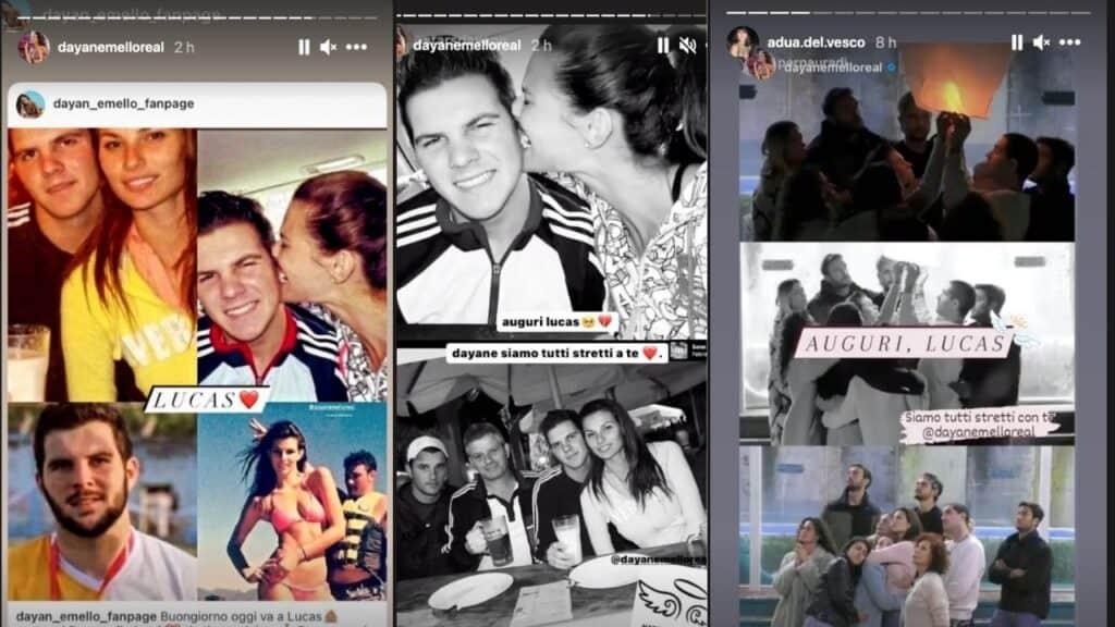 """Dayane Mello, oggi il compleanno di Lucas morto in un incidente. Il messaggio di Dayane su Instagram: """"Ti amo"""""""