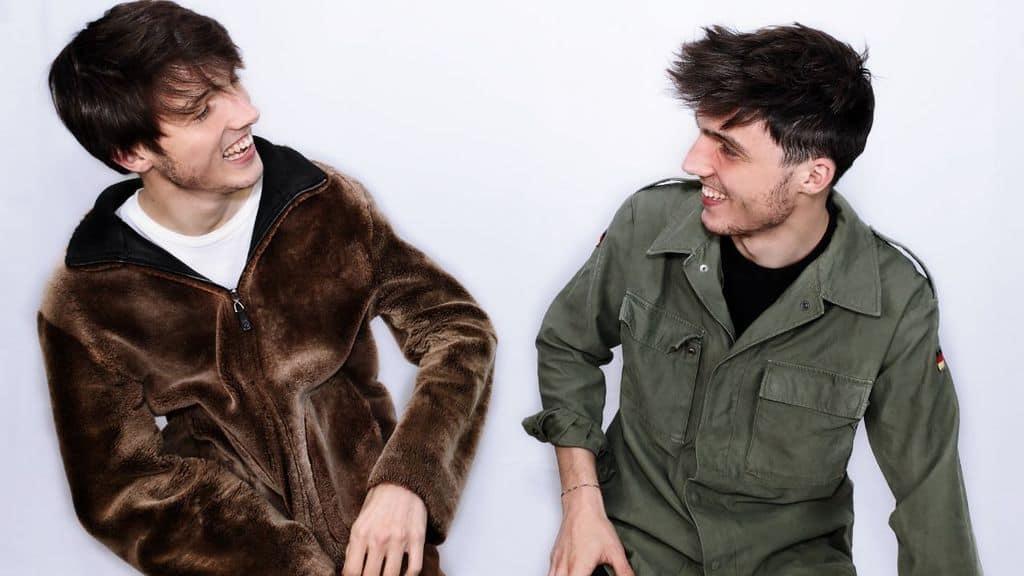 I Dellai, il duo che debutta a Sanremo come nuove proposte