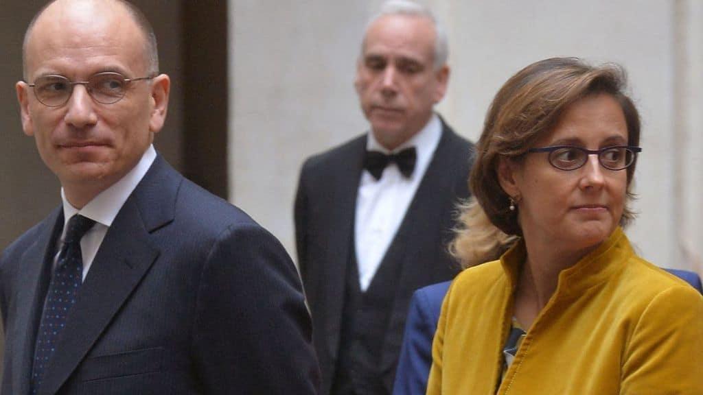 enrico letta: chi è la moglie giornalista Gianna Fregonara