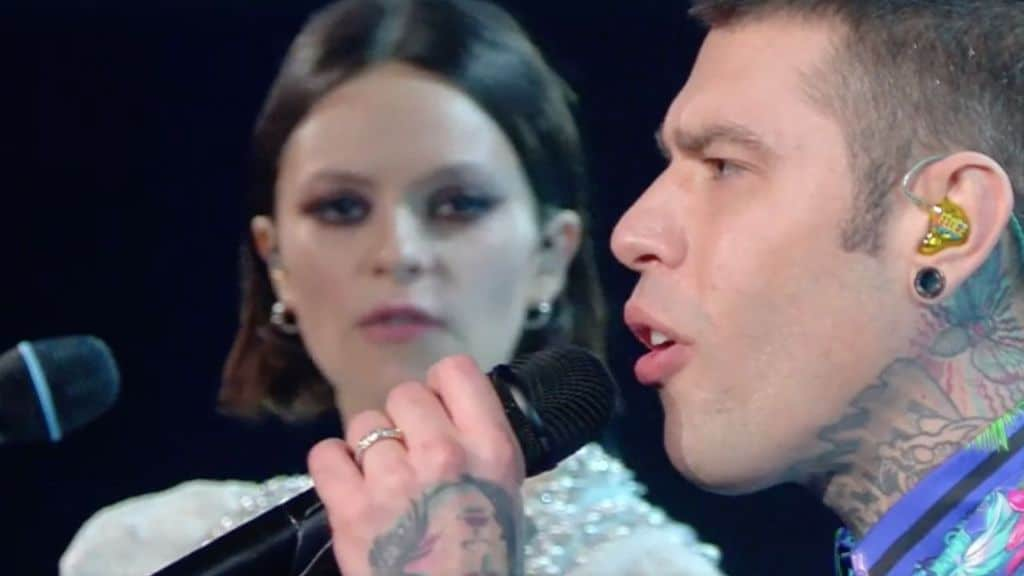 Fedez e Francesca Michelin