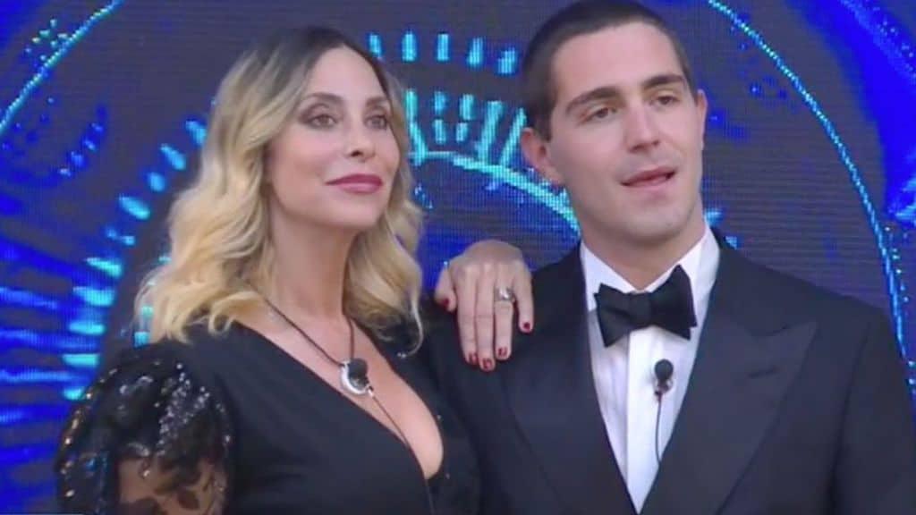 Stefania Orlando e Tommaso Zorzi al GF Vip