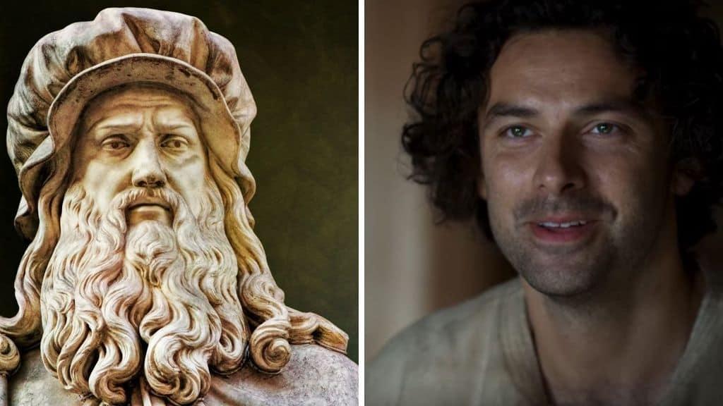 Leonardo Da Vinci e Leonardo la serie