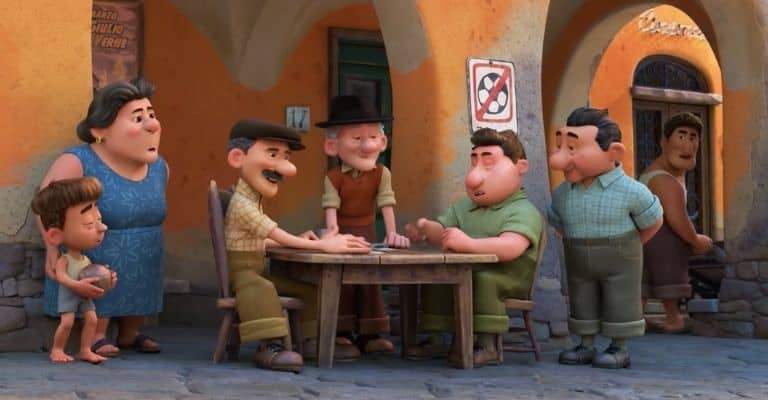 trailer film pixar luca