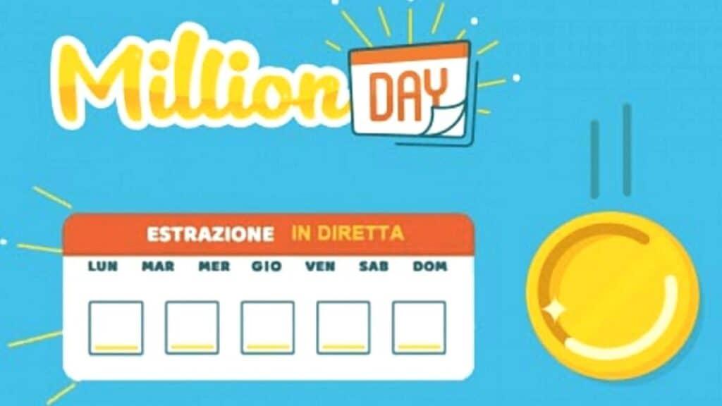 Million Day: l'estrazione dei numeri vincenti di oggi giovedì 5 agosto 2021 a partire dalle ore 19:00
