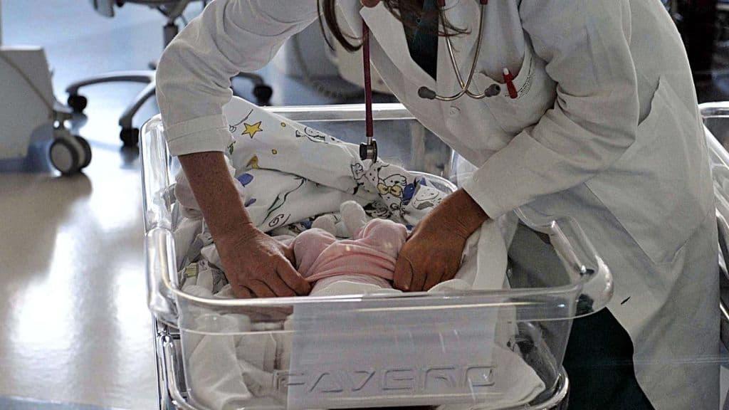 neonata nata con anticorpi Covid dopo il vaccino della madre