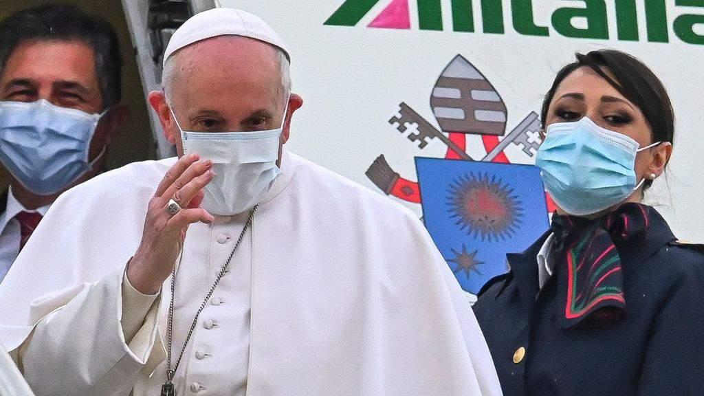 papa francesco viaggio in iraq