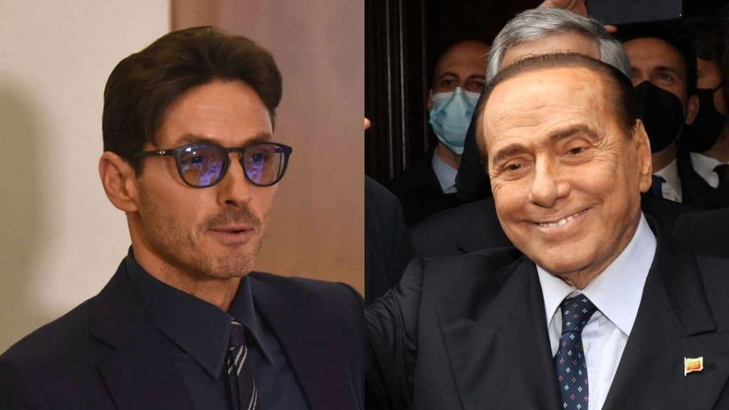 Silvio Berlusconi, il regalo e il messaggio a mezzo stampa del figlio Pier Silvio Berlusconi nella giornata della Festa del Papà